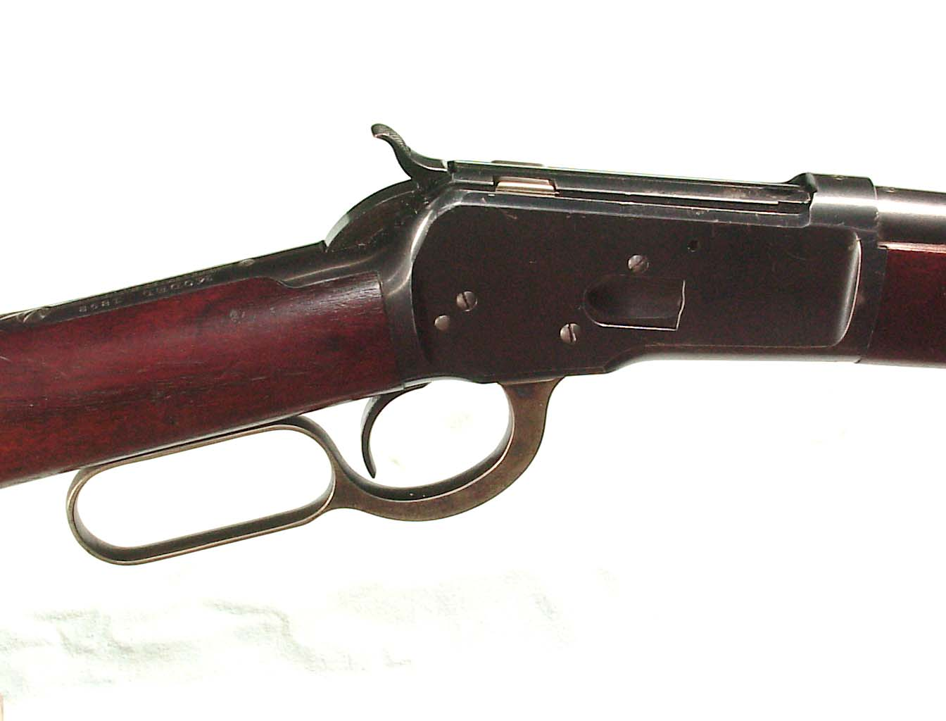 monty whitley inc winchester model 1892 carbine in scarce 25 20 cal. Black Bedroom Furniture Sets. Home Design Ideas