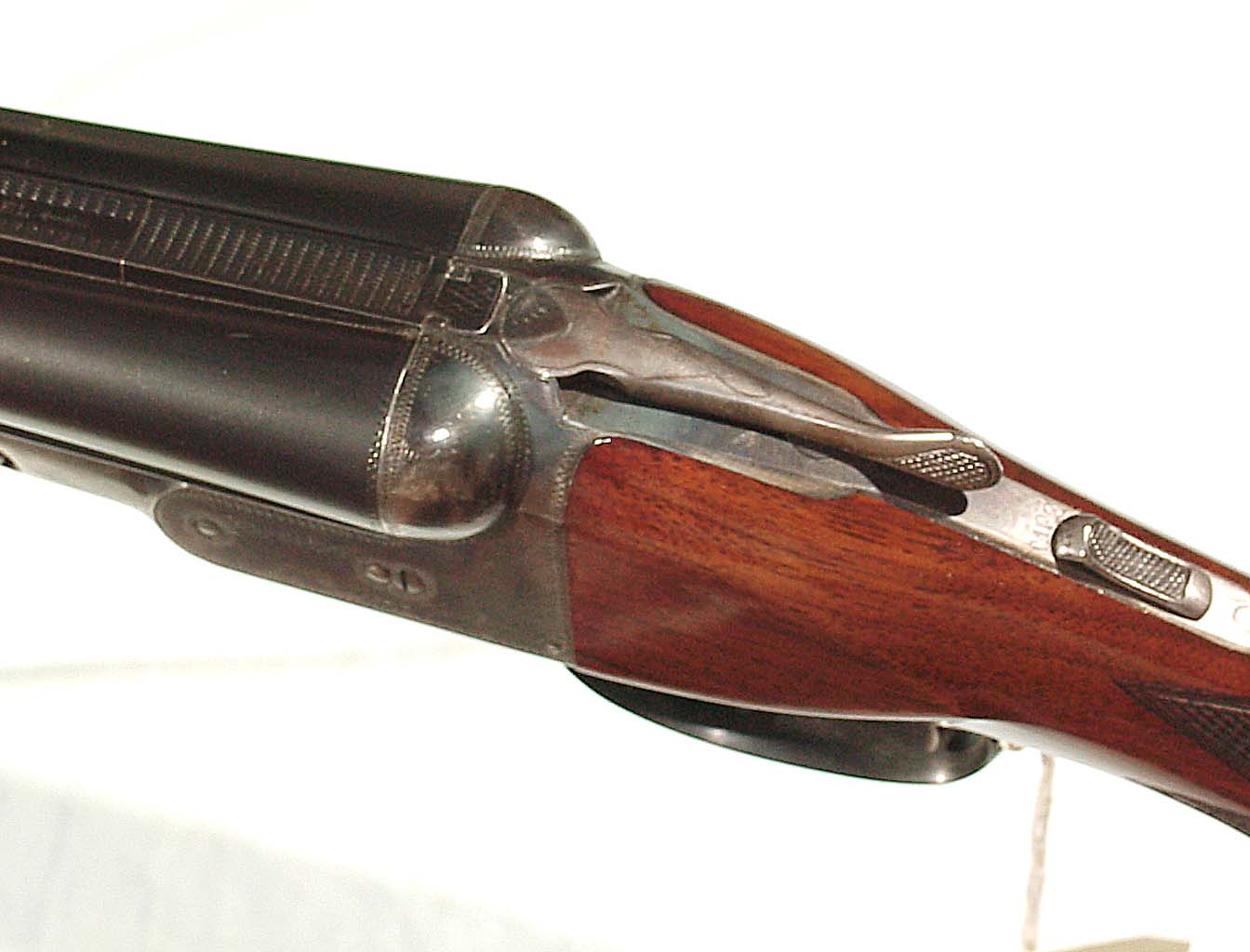 Monty Whitley Inc Parker Bros Vh 16 Gauge Double Shotgun