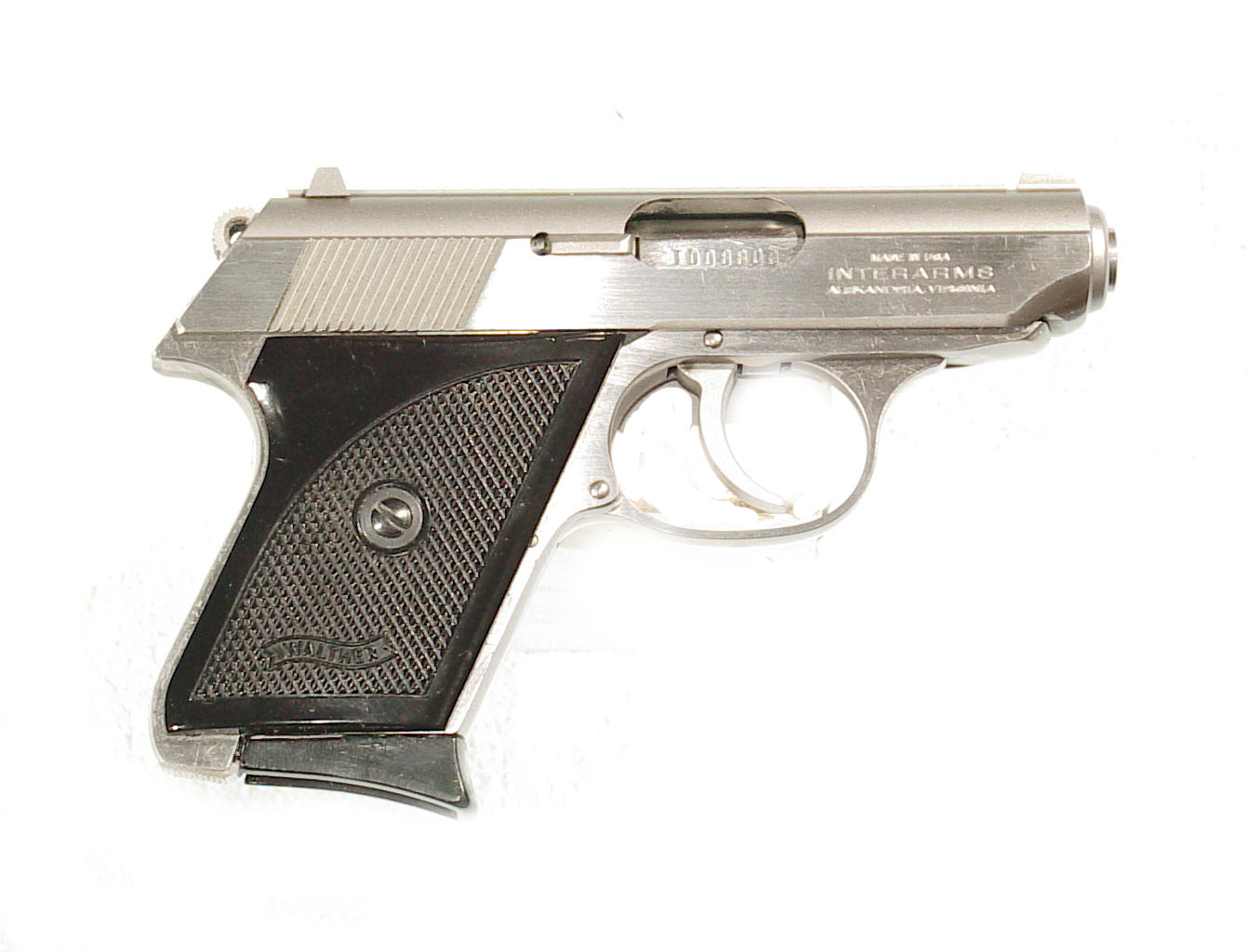 WALTHER TPH AUTO PISTOL IN IT'S